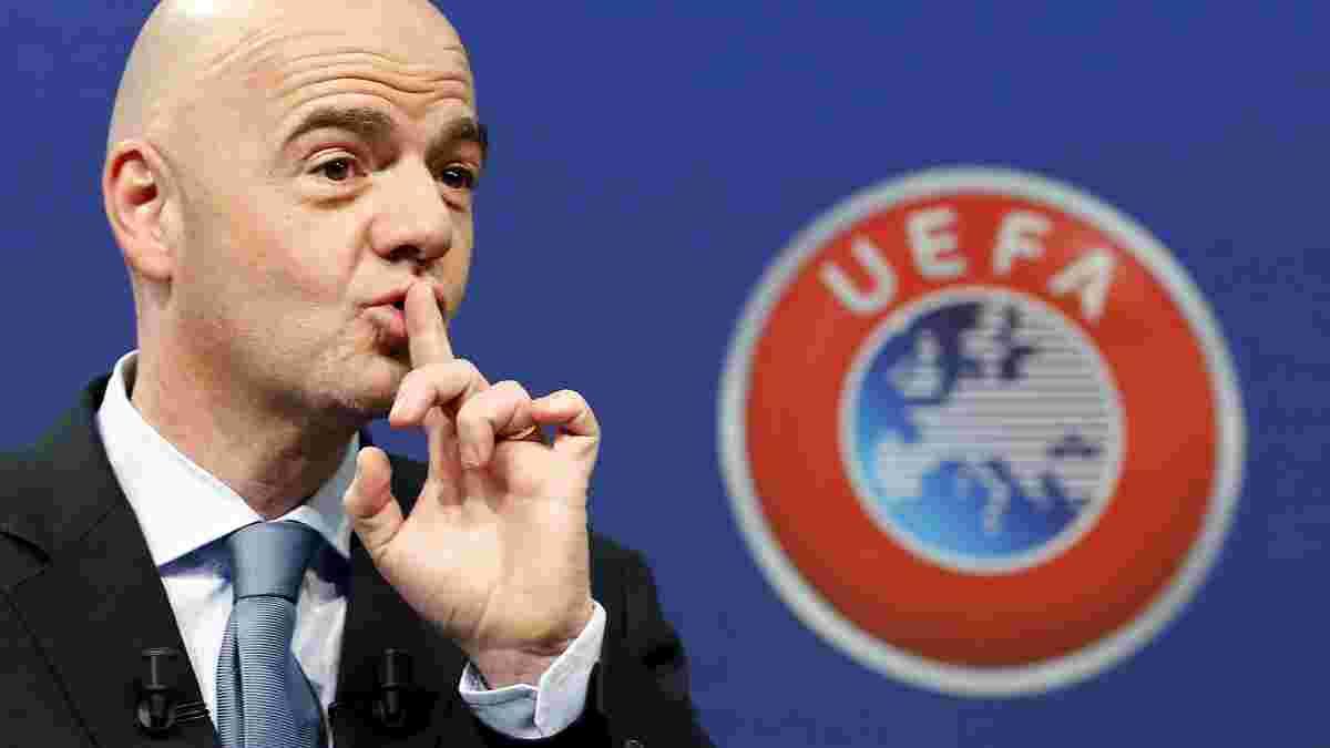 В матче между Италией и Францией будет использована система видеоповторов