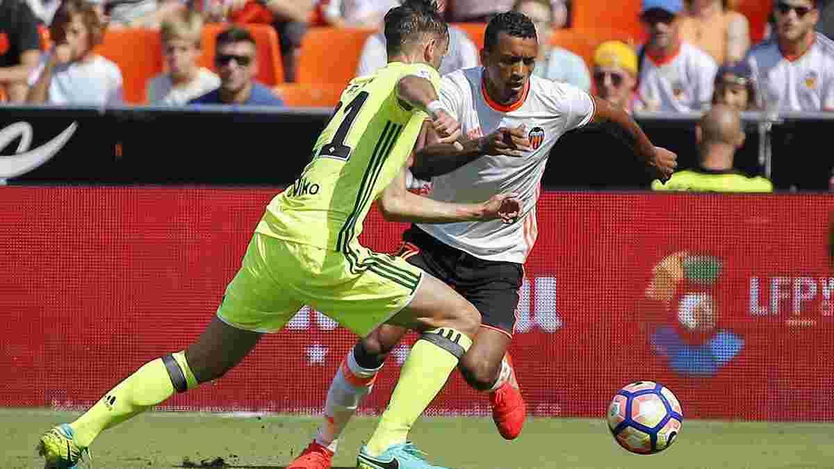 """""""Валенсия"""" выдала худший старт сезона за 16 лет и установила собственный антирекорд в домашних матчах"""