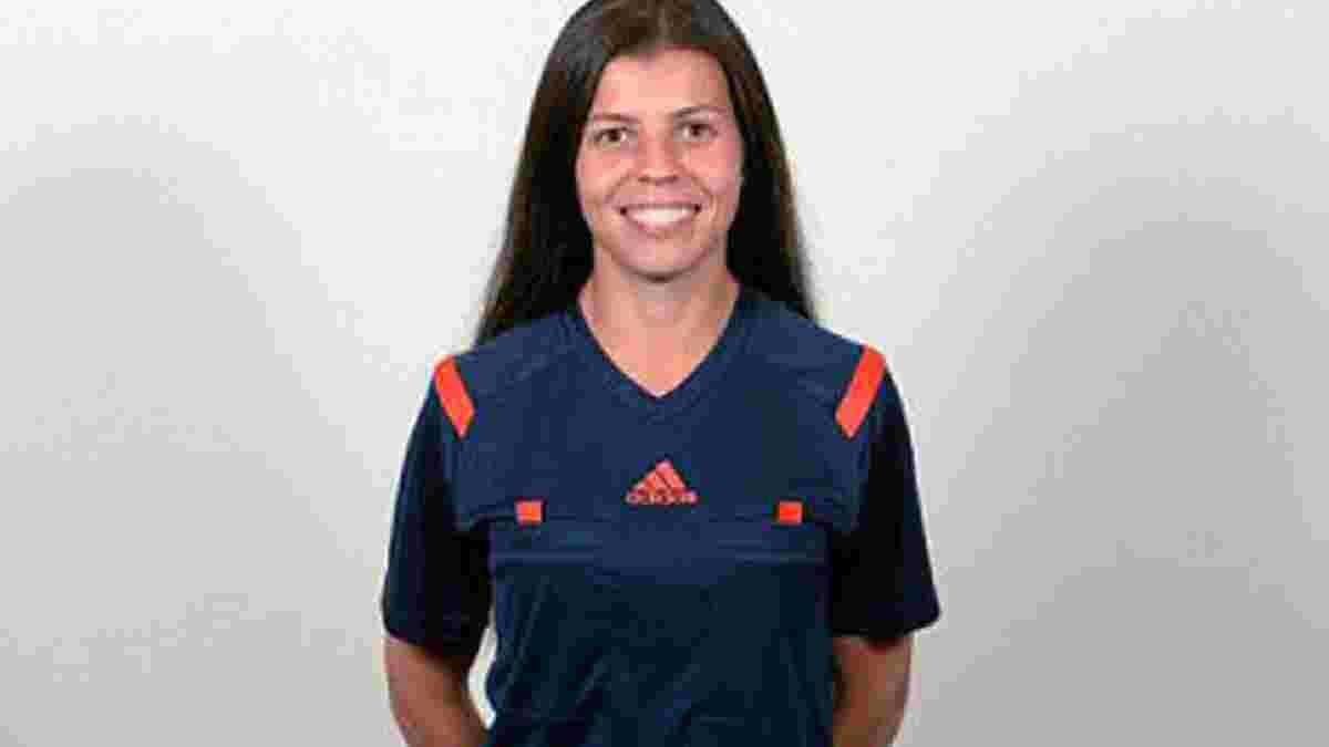 Ассистент арбитра Стрелецкая отправится на женский чемпионат мира U-20