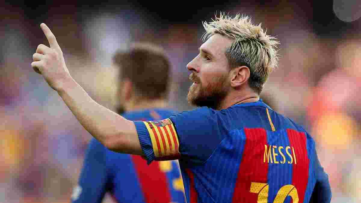 Мессі забив свій найшвидший гол у Лізі чемпіонів