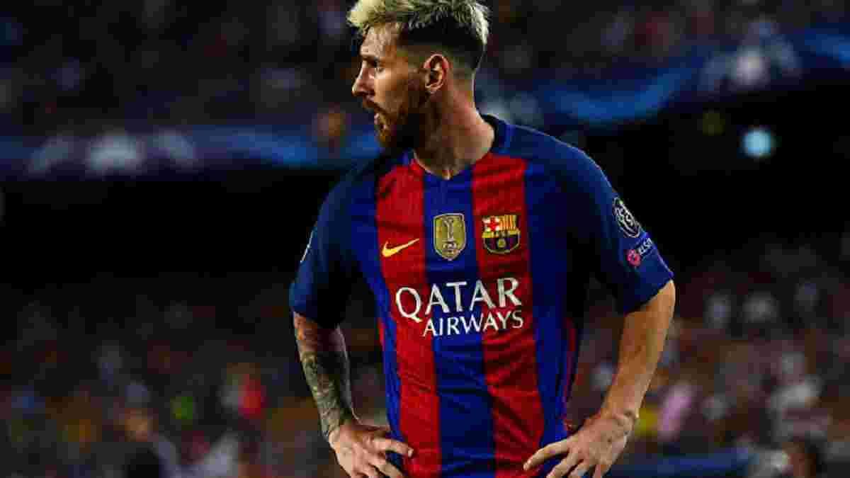 Энрике: Месси – лучший футболист всех времен, ведь он  лучший на любой позиции
