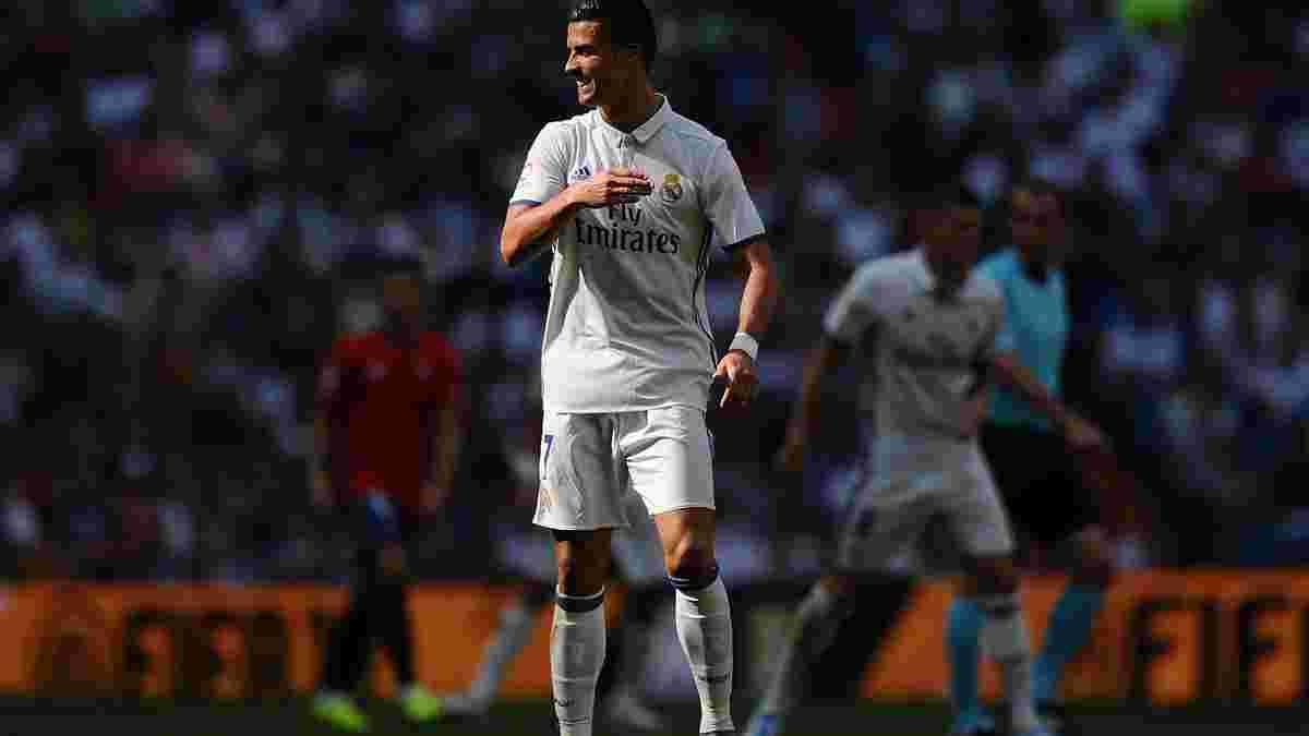 """Роналду проведет юбилейный матч за """"Реал"""" против своей бывшей команды"""