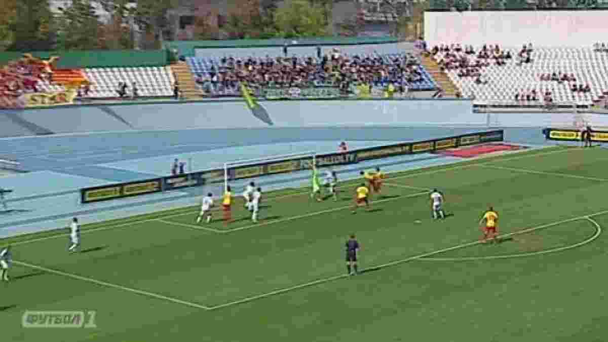 Обзор матча: Зирка  – Карпаты. 1:0. 11.09.2016