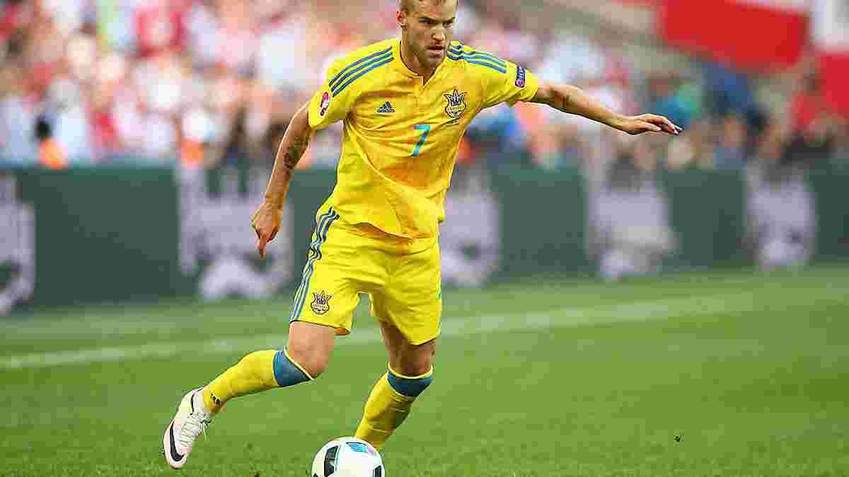 Україна піднялася на одну сходинку в оновленому рейтингу ФІФА