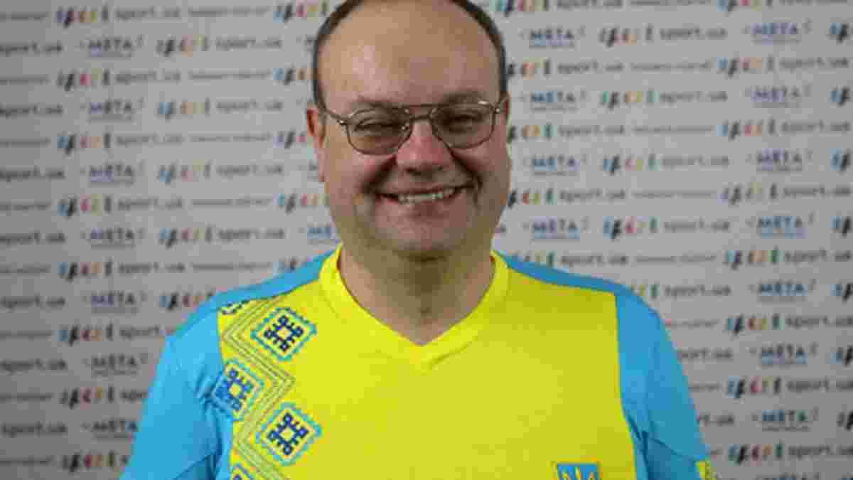 Франков: Не бачу проблем з відвідуванням фіналу Ліги чемпіонів у Києві російськими фанатами