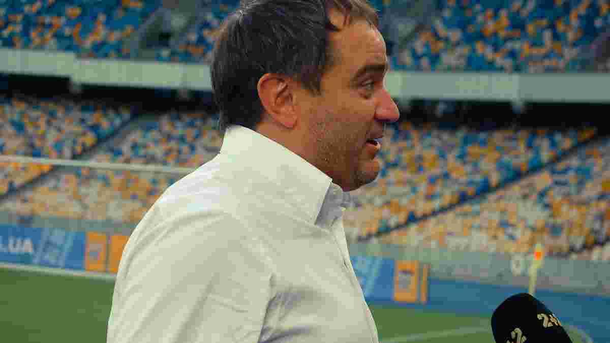 Павелко: В грудні у Київ приїде інспекція УЄФА