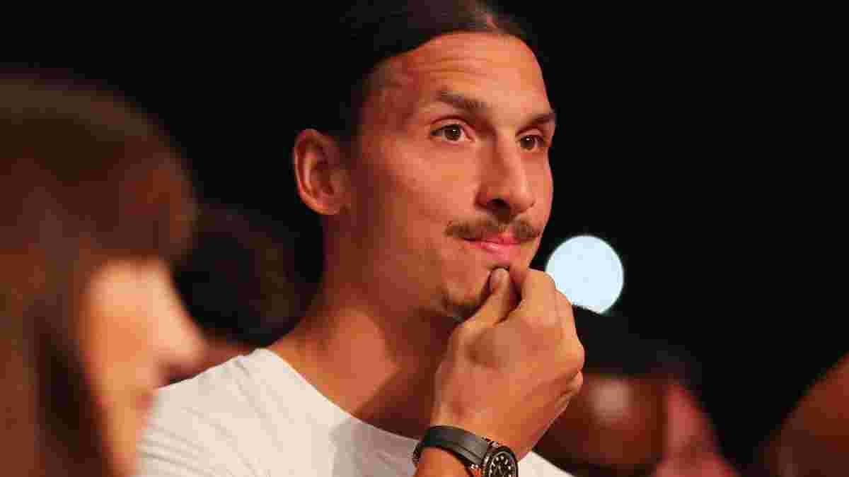 Ибрагимович не попал в стартовый состав МЮ на матч Лиги Европы