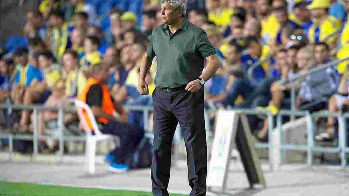 Луческу: В моей карьере ещё не было таких матчей