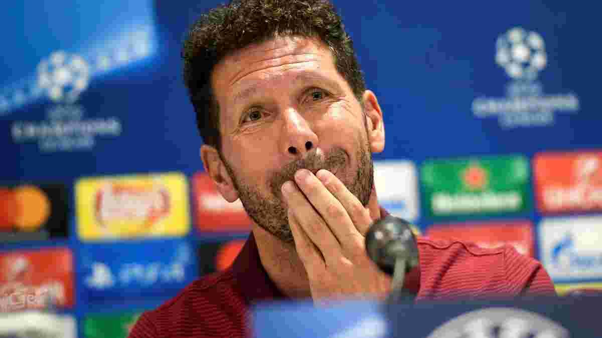 """Сімеоне офіційно домовився з """"Атлетіко"""" про скорочення терміну контракту на 2 роки"""