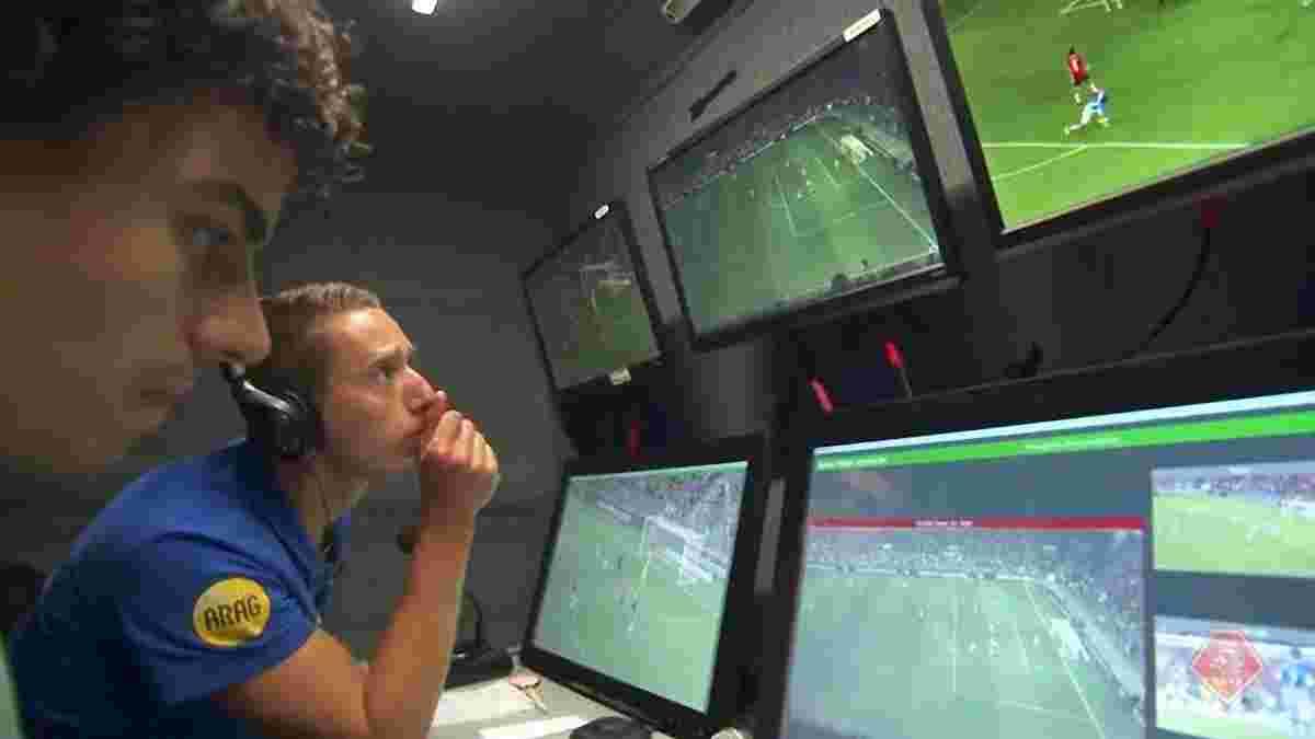 Систему видеоповторов испытают на матчах Кубка Нидерландов