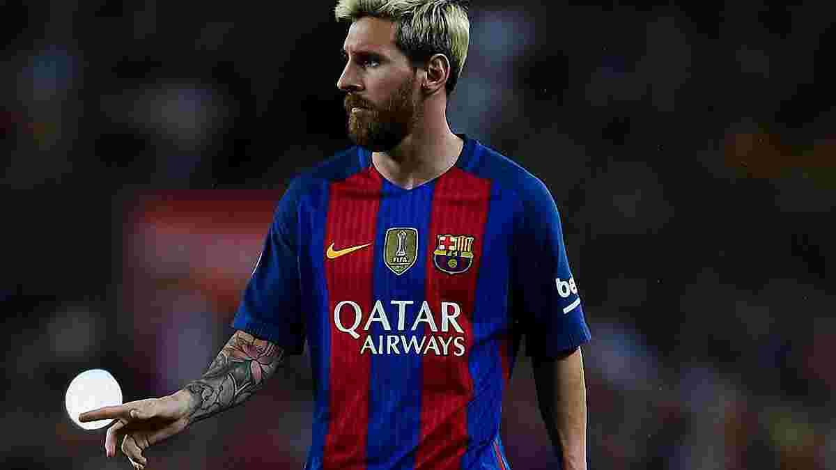 """Ровно 16 лет назад Месси перебрался в """"Барселону"""""""
