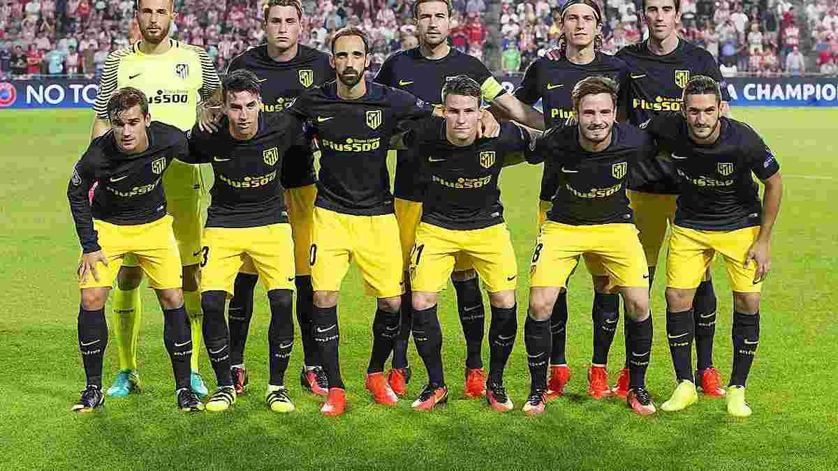 """""""Атлетико"""" утвердил рекордный бюджет в истории клуба"""