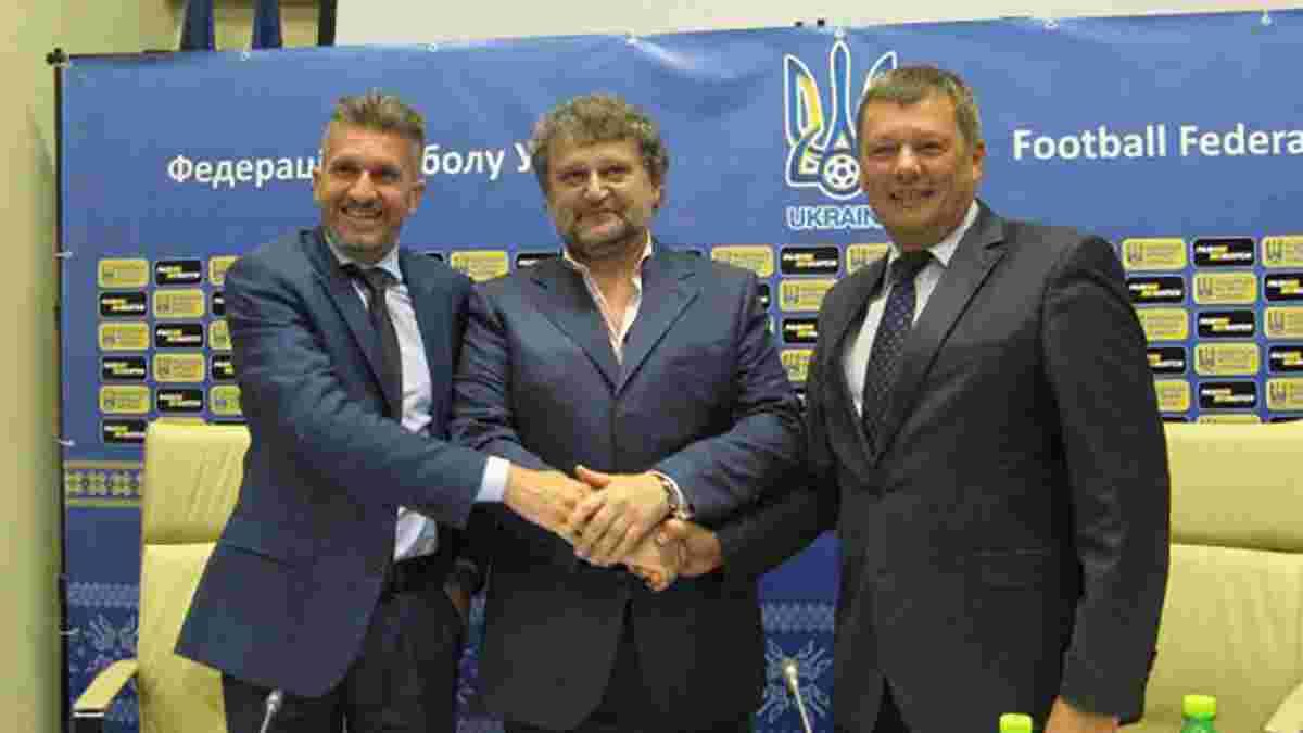 Баранка: Начинаем проект по выявлению мошенников в украинском футболе
