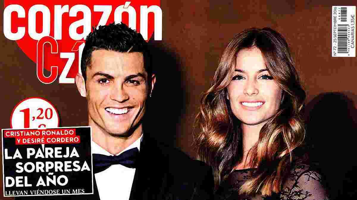 """Роналду закрутив більше ніж роман з """"Міс Іспанія"""" – найкращі фото гарячої моделі"""