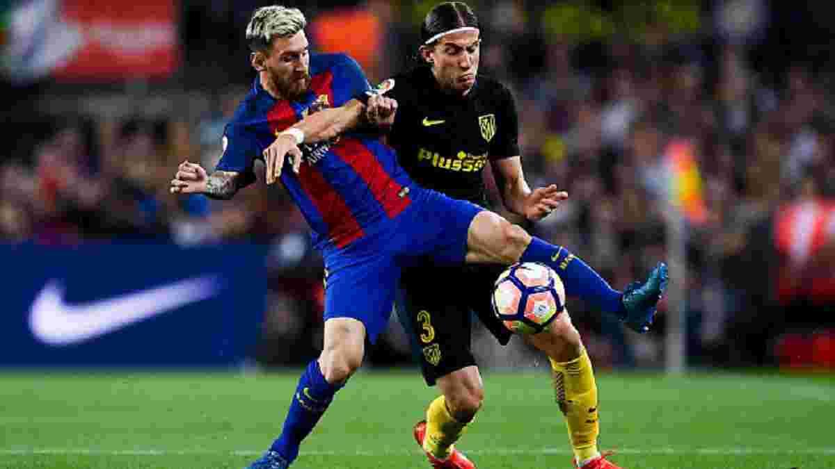 """""""Барселона"""" и """"Атлетико"""" расписали замечательную ничью"""