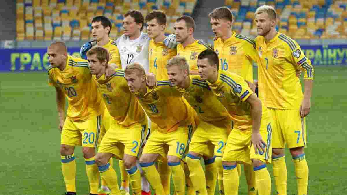 Україна – Косово: Матч відбудеться не у Туреччині. Дедлайн рішення 23 вересня