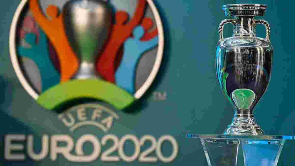 """Официально: Финал Евро-2020 состоится на """"Уэмбли"""""""
