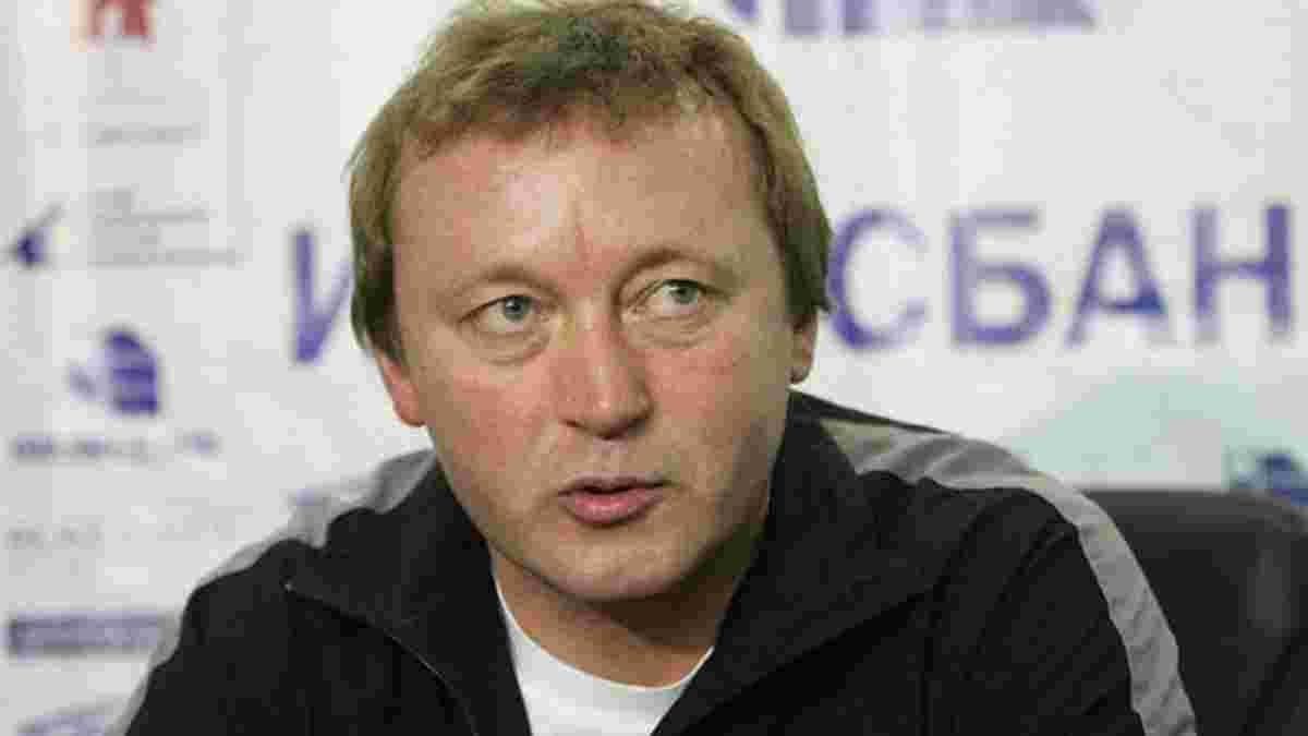 """Шаран: Ожидали, что """"Александрии"""" в Кубке выпадет топовая команда"""