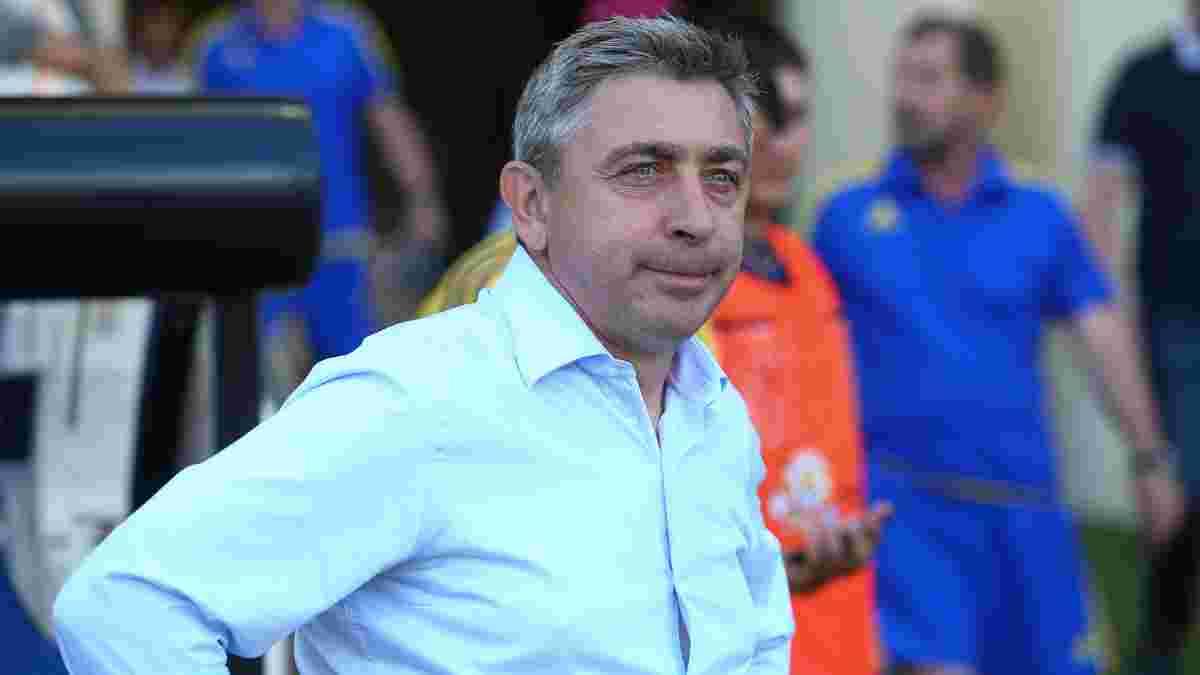 Севидов: Клубы УПЛ и Первой лиги сейчас не очень отличаются