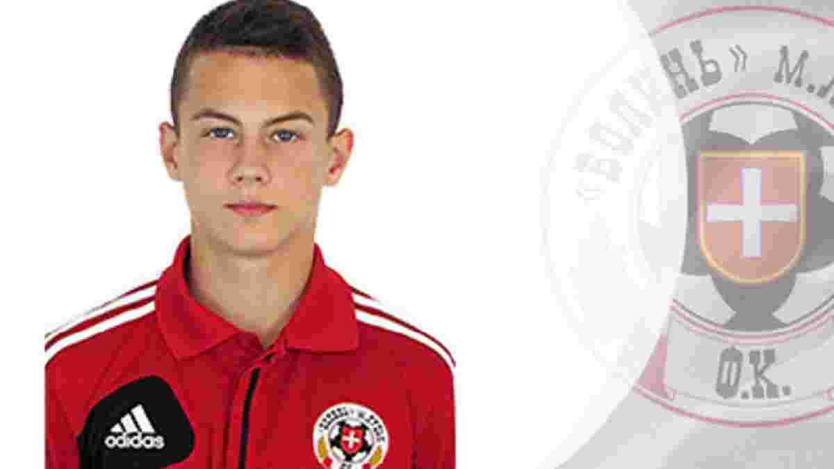 Дмитренко стал самым молодым футболистом УПЛ в этом сезоне