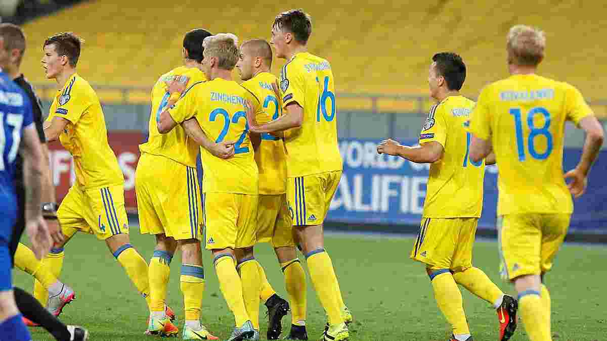 """Україна прийме Косово на стадіоні """"Краковія"""""""