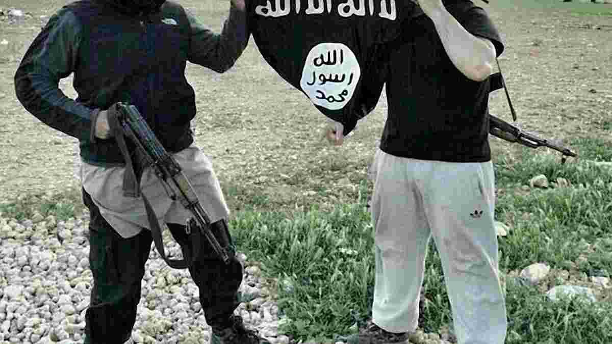 Терористи з Ісламської держави суворо заборонили форму топ-клубів і збірних