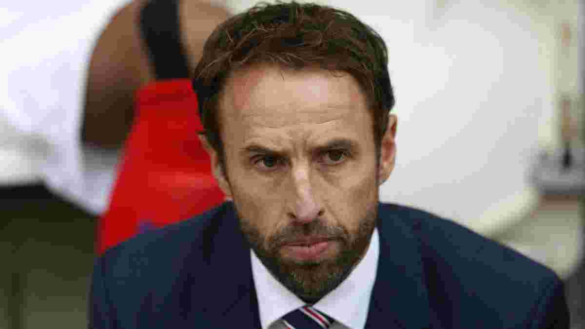 Саутгейт возглавил сборную Англии на 4 матча