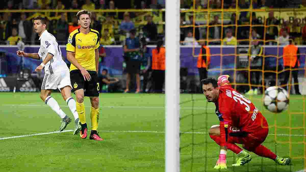 Як Роналду забив 98-й гол в єврокубках з розкішного асиста Бейла