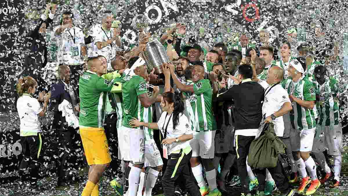 Кубок Лібертадорес зазнав історичних змін