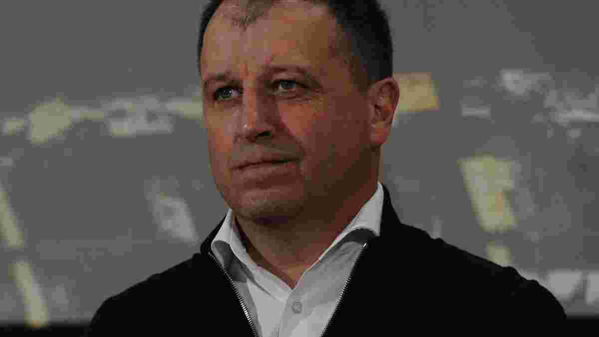 Вернидуб: Хотелось бы, чтобы МЮ сыграл с нами сильнейшим составом