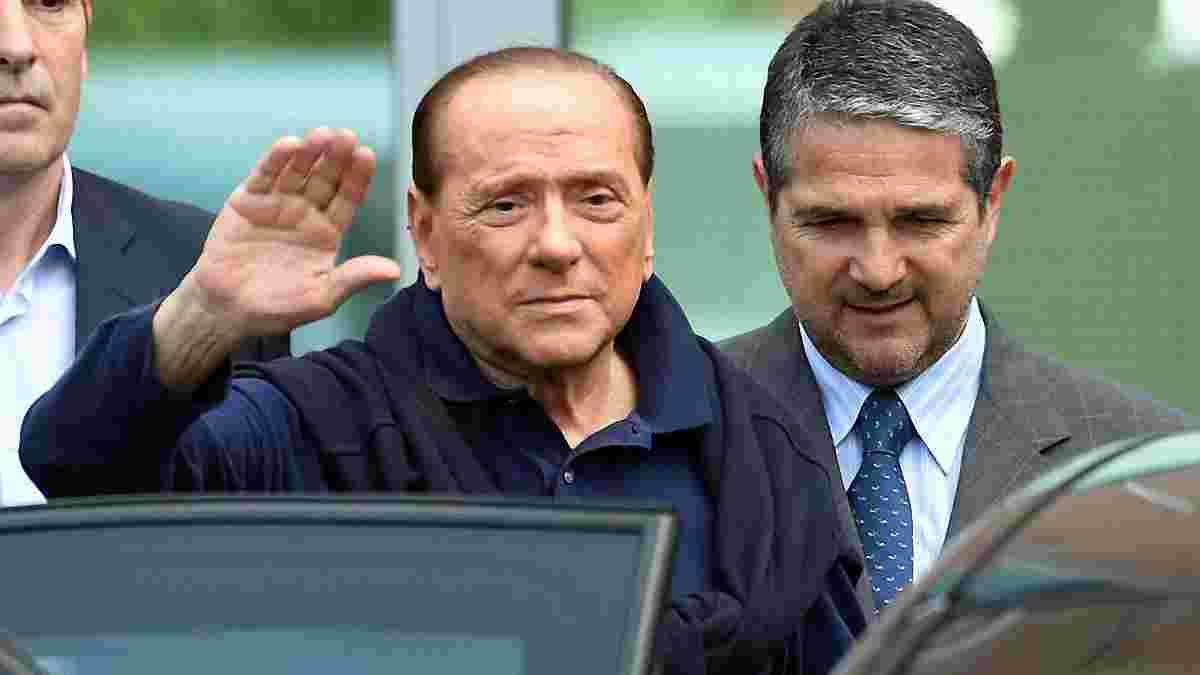 """Як """"Мілан"""" привітав Берлусконі з 80-річним ювілеєм"""