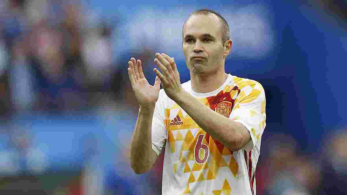 Іспанія оголосила склад на матчі відбору до ЧС-2018 проти Італії та Албанії