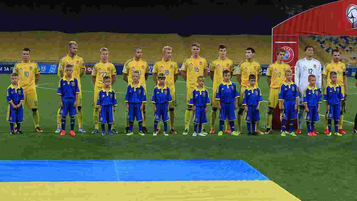 Шевченко назвав склад збірної України на матчі з Туреччиною та Косово