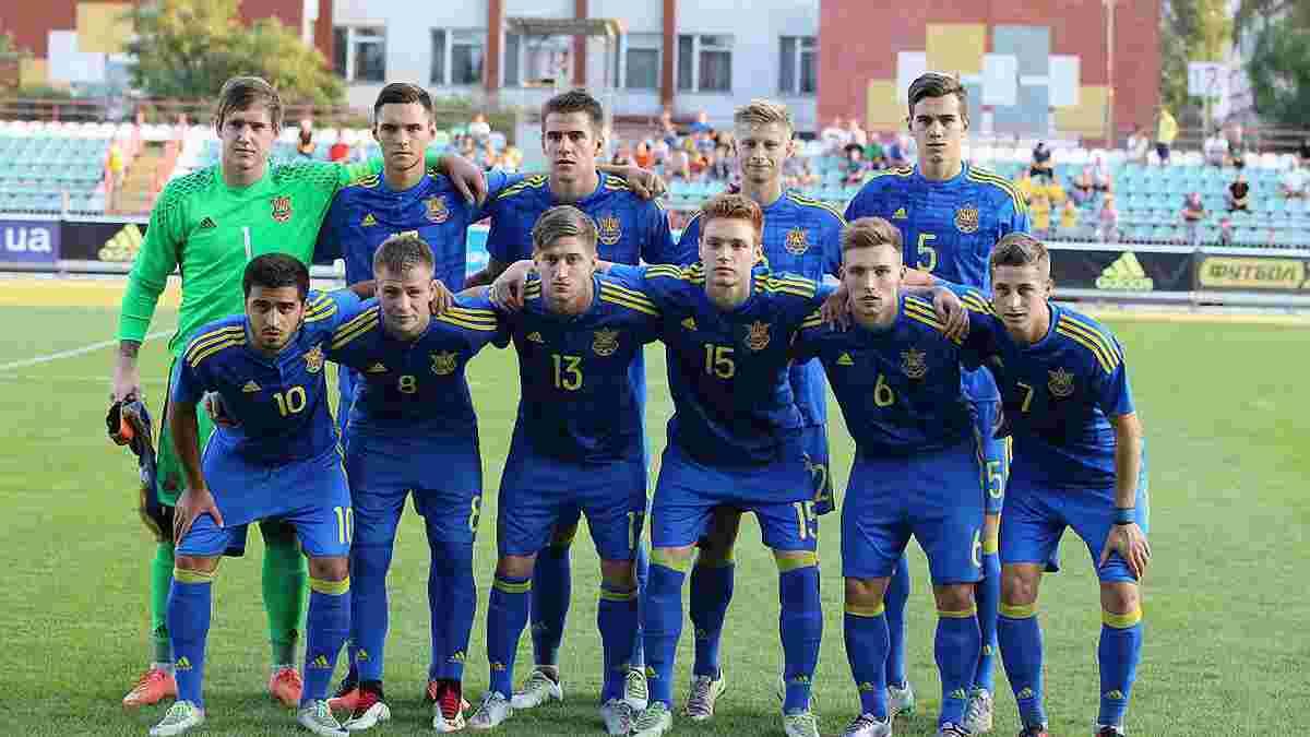 Головко оголосив склад збірної України U-21 на матчі з Північною Ірландією та Ісландією