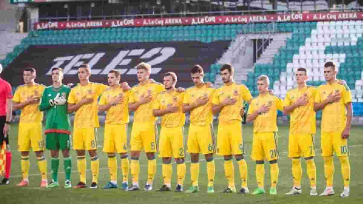Стал известен состав сборной Украины U-20 на товарищеский матч против Польши