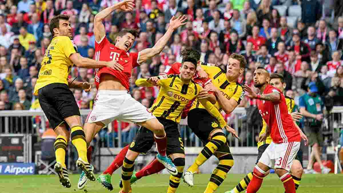 Бавария боруссия финал смотреть онлайнi