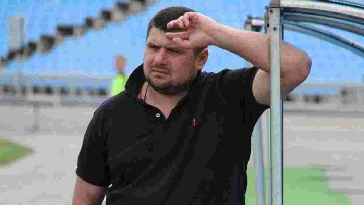 НК Верес: После окончания отпуска Мазяр ни разу не появился на рабочем месте