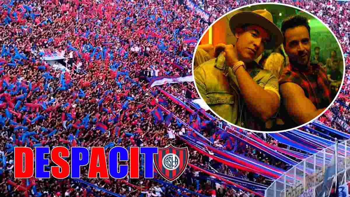 Як музичний хіт Despacito увірвався у футбольний світ