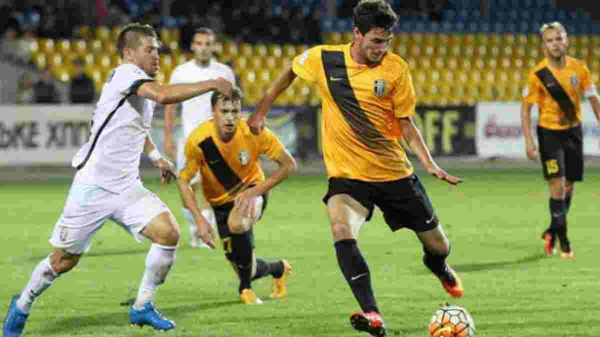 Олександрія – Астра – 1:0 – Відео гола та огляд матчу