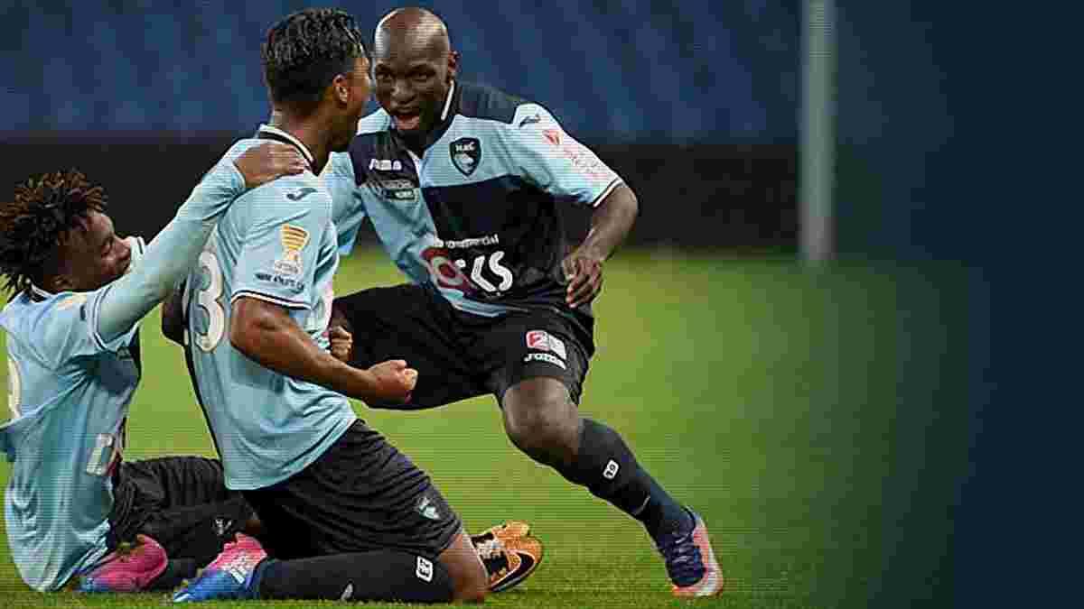 Нім і Гавр зіграли фантастичний матч у Кубку ліги Франції: трилер на 8 голів і серія пенальті з кузеном Тюрама