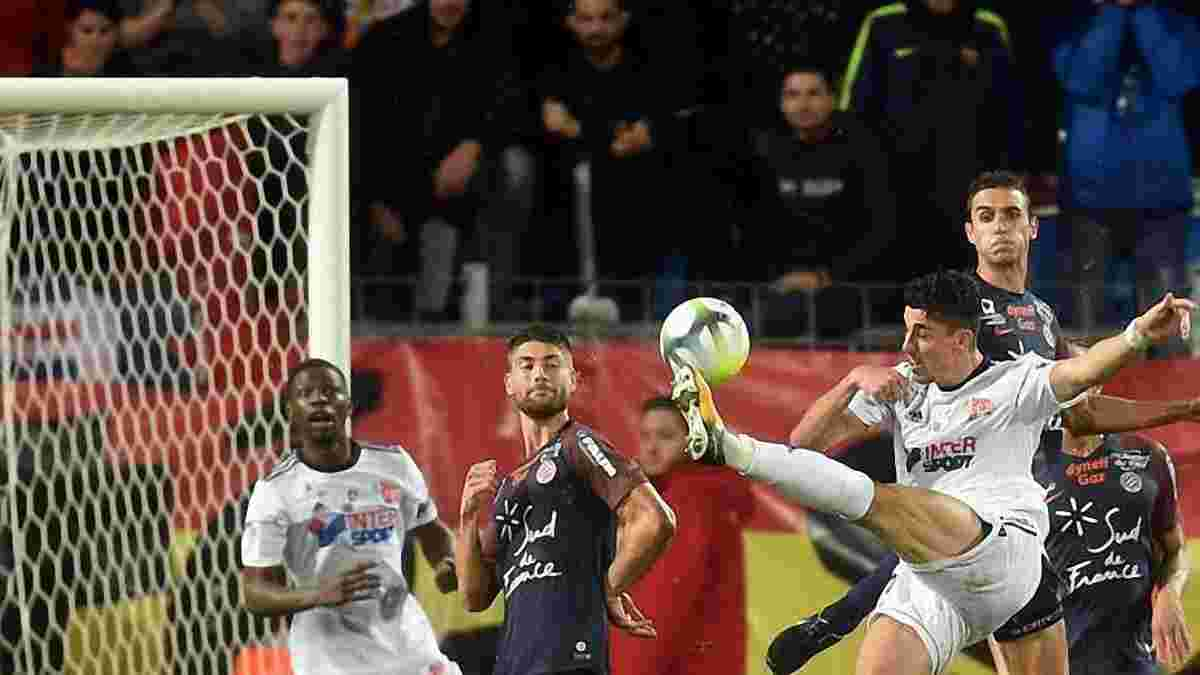 Монако уничтожил Генгам, Нант Раньери вышел на 3-е место, экс-карпатовец Авелар забил чудо-гол