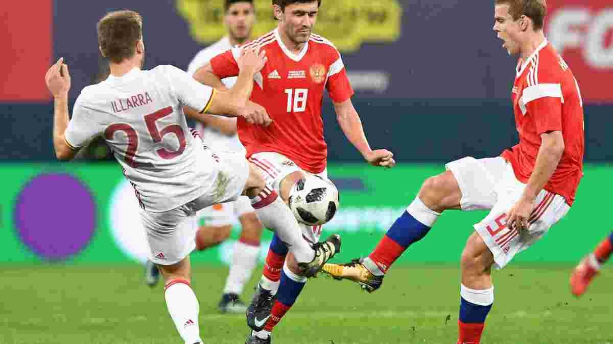Обзор матча россия испания футбол до 19 лет