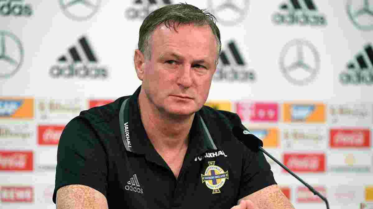 Майкл О'Нил еще 4 года будет тренировать сборную Северной Ирландии