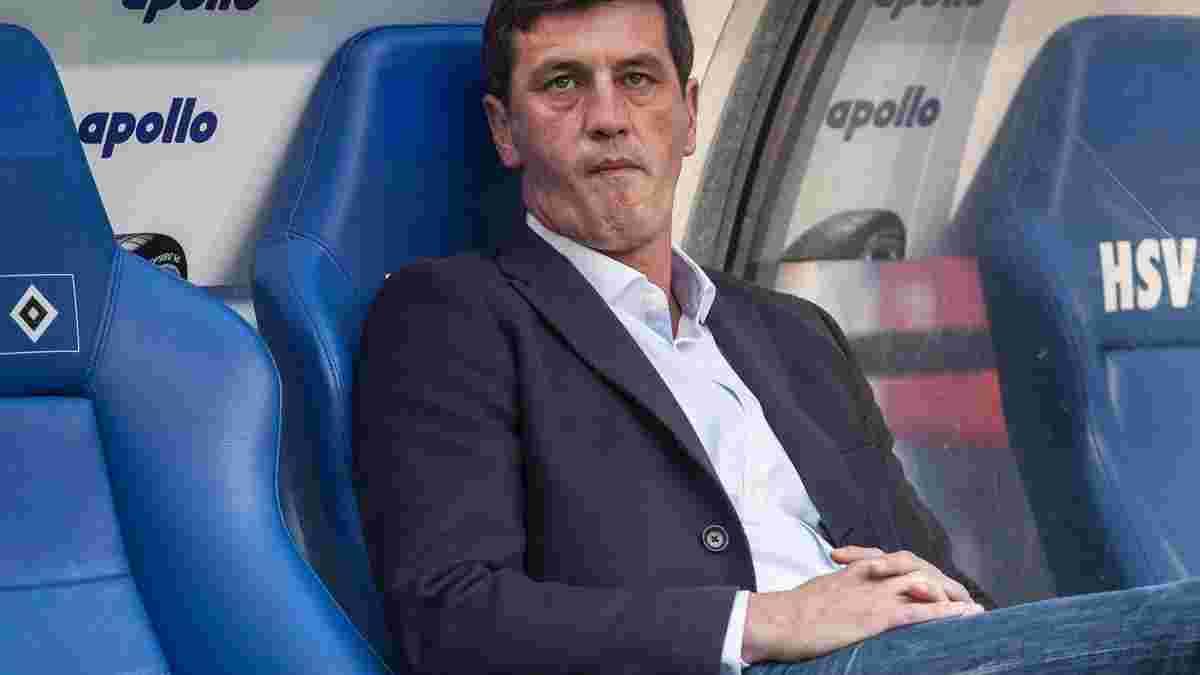 Гамбург уволил генерального и спортивного директоров