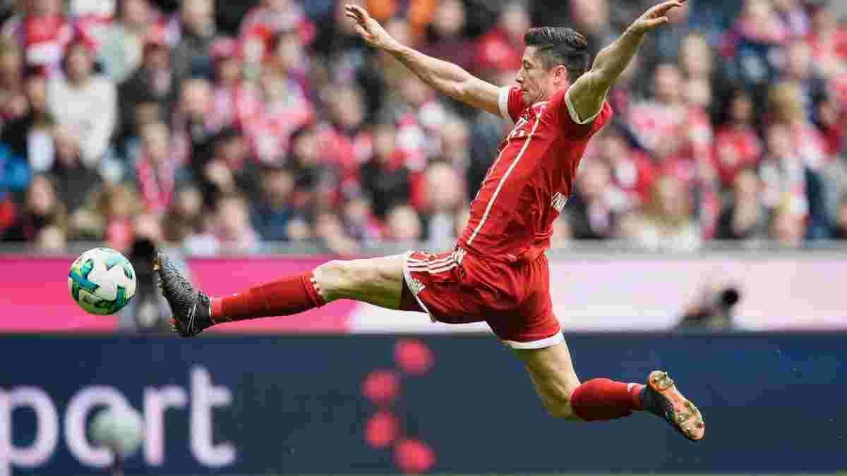 Бавария – Гамбург – 6:0 – видео голов и обзор матча