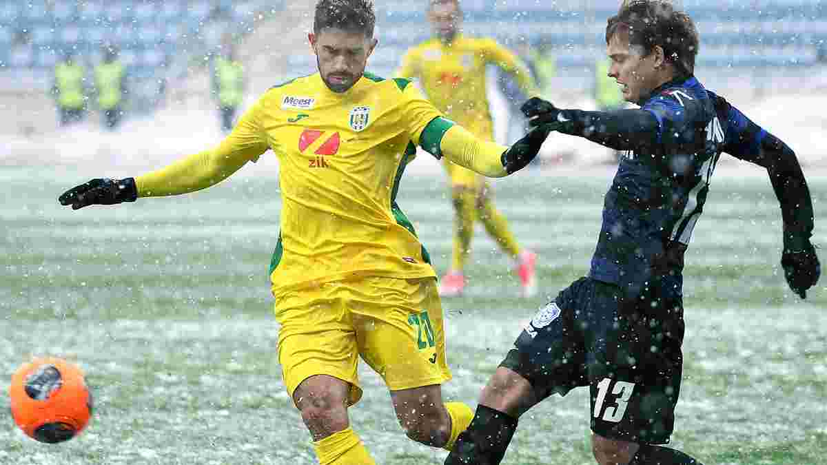 Карпати – Чорноморець: анонс матчу