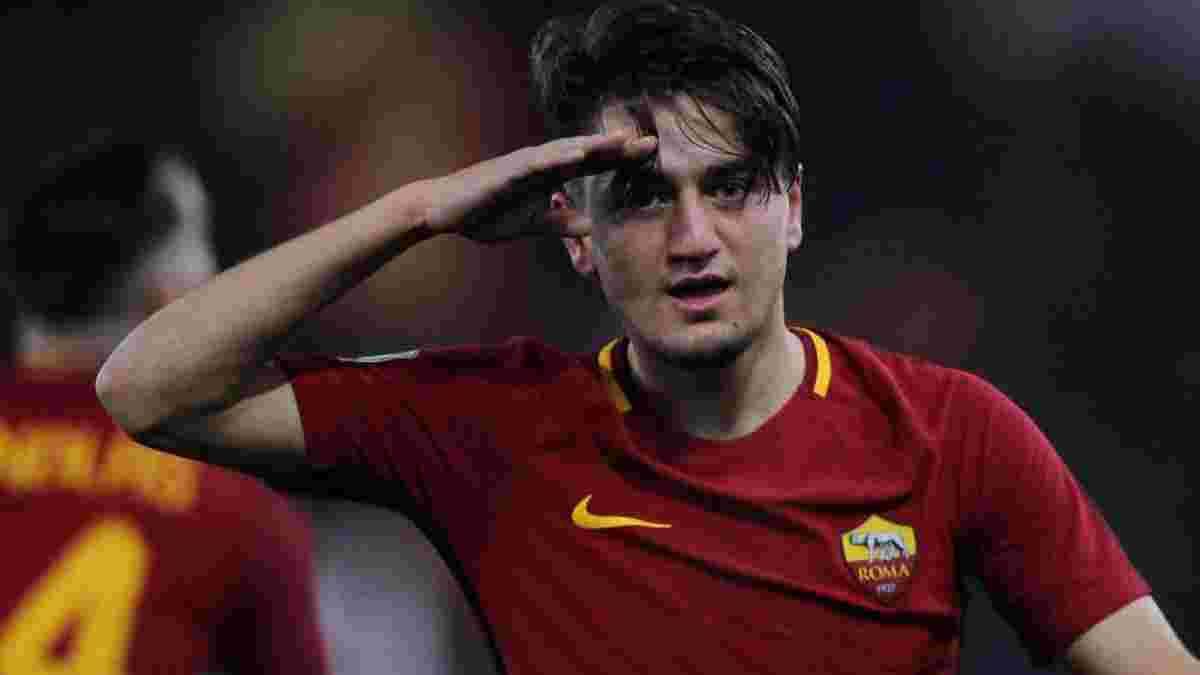 Барселона – Рома: Ундер може пропустити гру