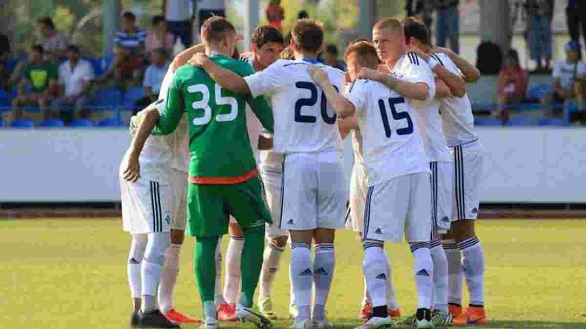 Динамо U-21 перемогло Маріуполь завдяки красивим голам Алібекова та Лєднєва
