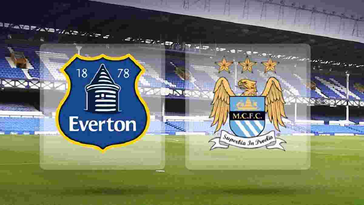Эвертон – Манчестер Сити: Зинченко начинает в запасе, Руни – в старте