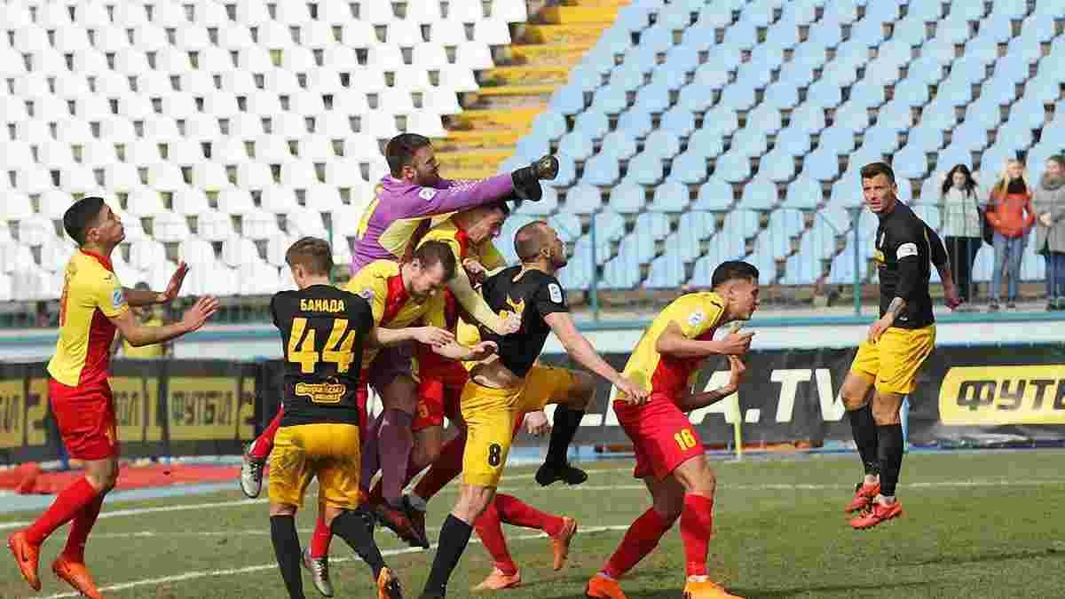 Зирка – Александрия – 0:0 – видеообзор матча